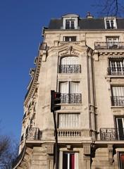 Paris16 - Immeuble bourgeois