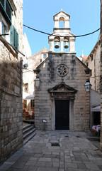 Chapelle Saint Nicolas à Dubrovnik