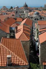Rue Kovacka à Dubrovnik