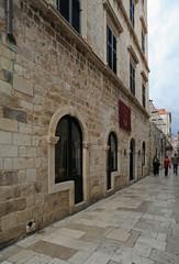 Ville close de Dubrovnik, Ulica Od Puca