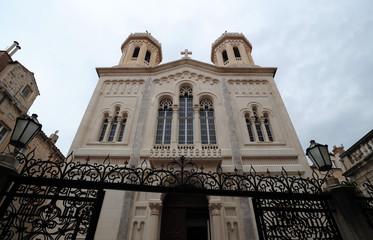 Église orthodoxe serbe à Dubrovnik