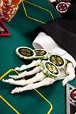 Compulsive gambling poster