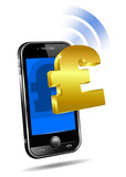 Pay by Mobile, Cell Smart Phone