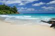 plage de rêve aux Seychelles