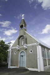 eglise mauricienne (village de tamarin)