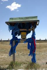 Moulin à priere, Mongolie