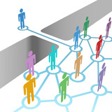 Bridge to join diverse network merger membership poster