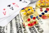 Gambling poster