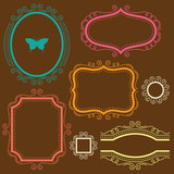 Decorative Frame Set