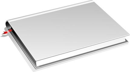 Libro Bianco-White Book-Vector