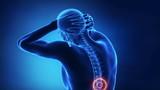 Hurt spine parts  problem
