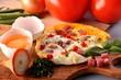 Bauern Omelett