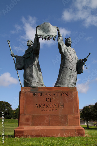 Declaration of Arbroath Monument