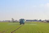 february crop spraying