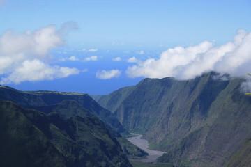 Réunion montagne