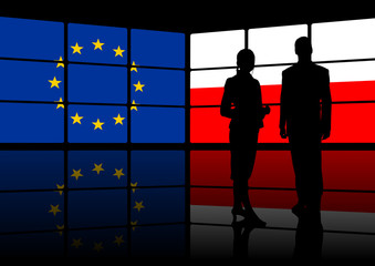 multimedia center european union and poland presentation
