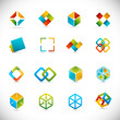 design elements - cubes