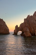 The Arch at Sunset, Cabo San Lucas, Mexico