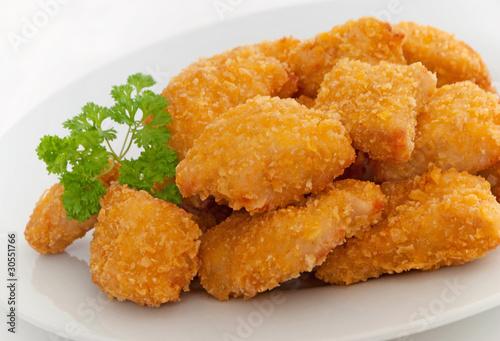 куриные наггетсы рецепт с фото