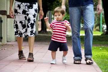 Bebé caminando