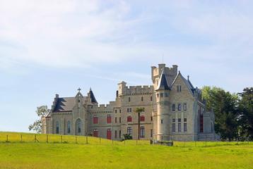 Hendaye Chateau d Abbadie 03