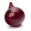 Red onion tuber