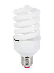 Energy saving fluorescent light bulb (CFL)