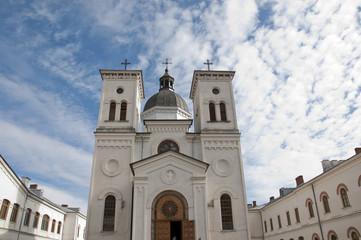 Arnota orthodox monastery in Romania