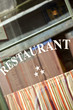 restaurant bistrot repas cuisine étoiles déjeuner vitrine brunch