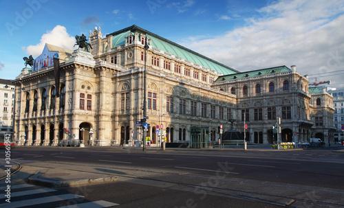 Vienna's State Opera House (Staatsoper), Austria