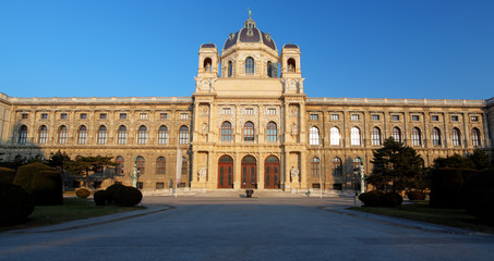 Natural History Museum, Vienna.