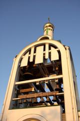 orthodox belfry
