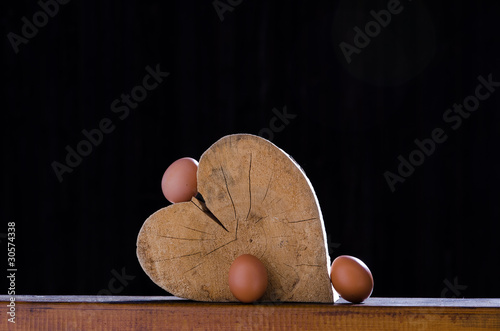 Love for Eggs