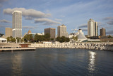 Milwaukee seen from Lakefront - Fine Art prints
