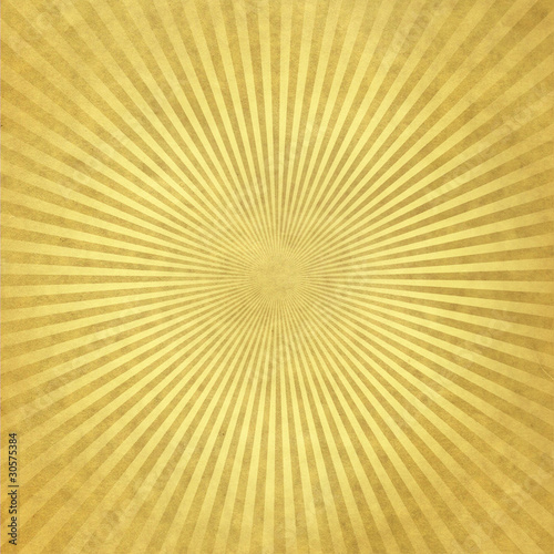 Wallpaper with golden rays