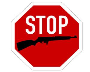 Stopp Gewehre