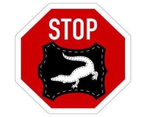 Stopp Krokodilleder