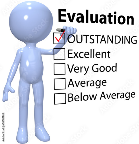 poster of Manager check business quality evaluation report
