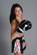 boxeuse brune 6