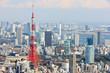 観光都市東京の景観