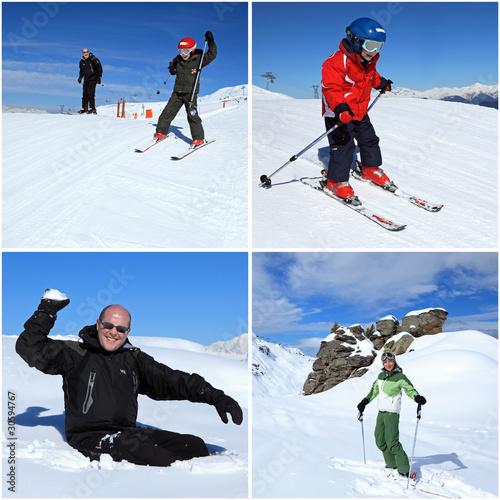 Vacances à la neige en famille #2