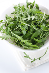 Rucola fresh salad