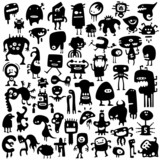 funny monsters - 30595933