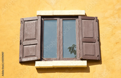 Vintage Wood Windows