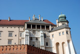 Wawel Burg Detail Architektur poster