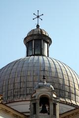 cupola della chiesa di San Geremia a Venezia