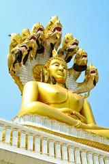 Nak Prok Buddha in thailand