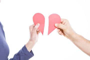 Broken heart sides