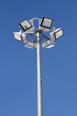 Street lighting equipment