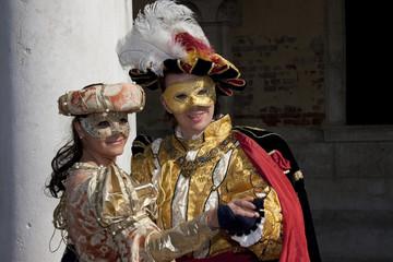 Venezia, carnevale 2011